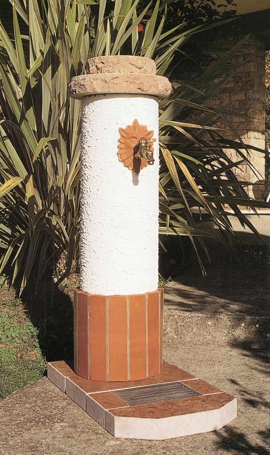 abbastanza Fontane da giardino | Fontana 858 | Toscana Marmi MK14