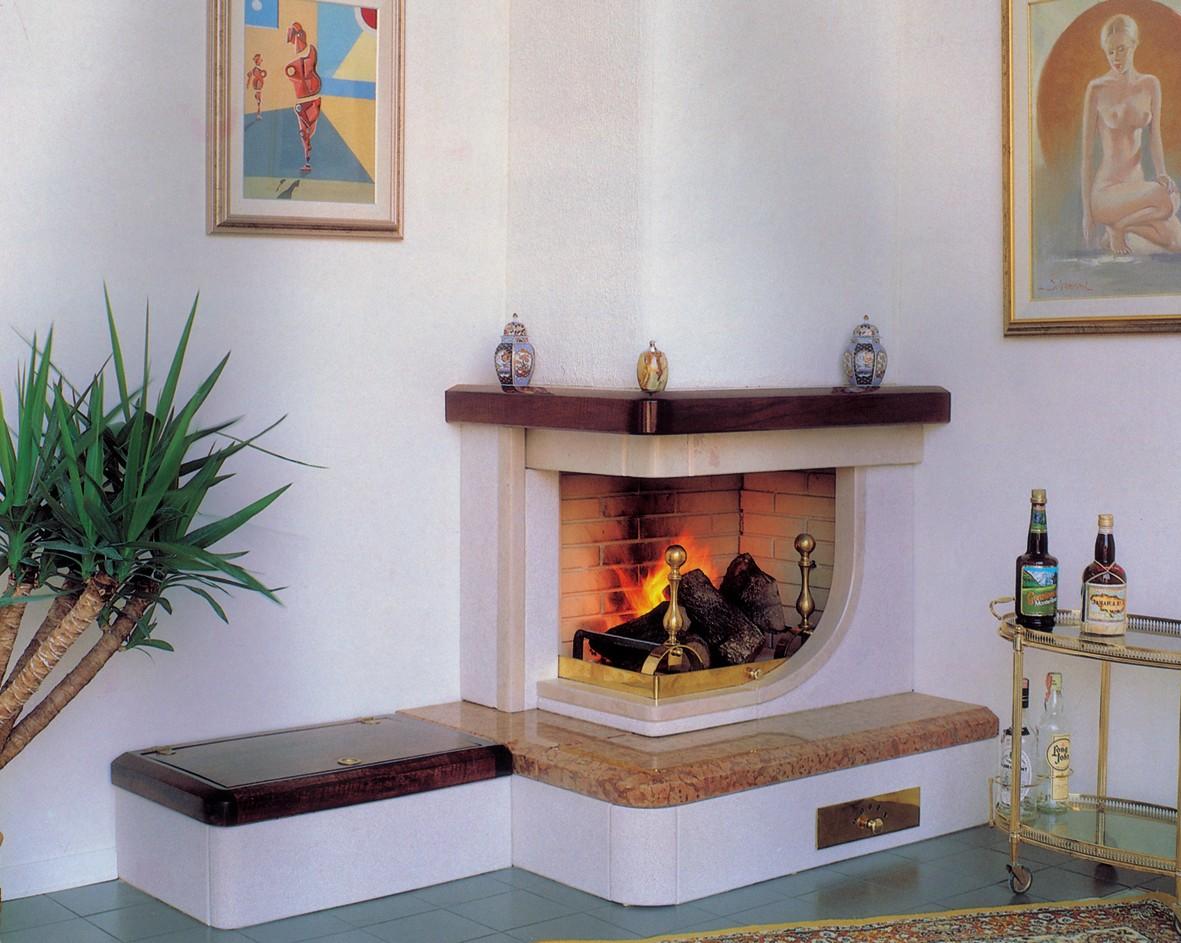 Camino In Pietra Moderno : Caminetti in pietra caminetto moderno toscana marmi