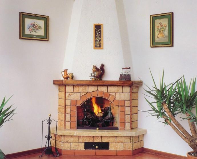 Camini siena caminetto rustico 541 toscana marmi for Camini rivestiti in pietra immagini