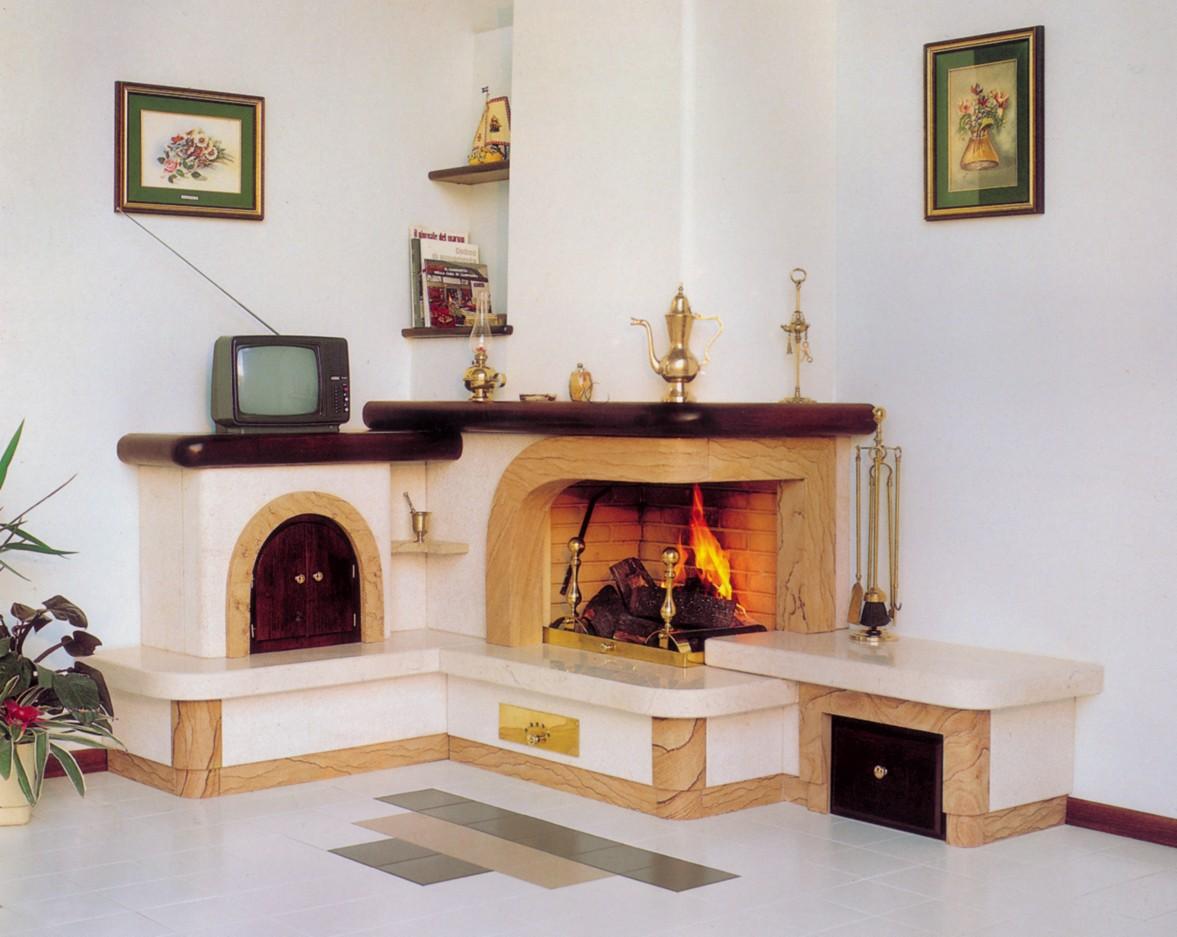Caminetti Con Tv Vicino ~ Il meglio del design degli interni