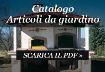 Catalogo PDF articoli da giardino
